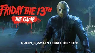 Friday the 13th|PS4|Live Stream|Back to beginning
