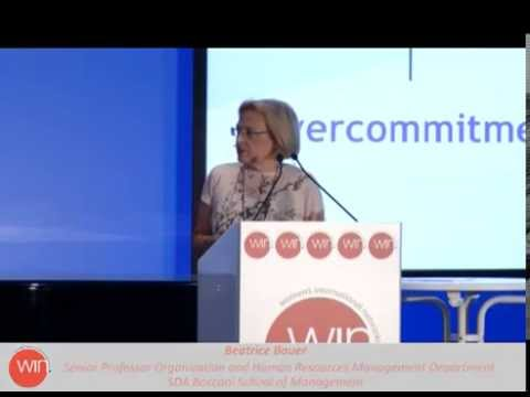 Global WINConference | Make Space-Find Possibilities: Prof. Beatrice Bauer