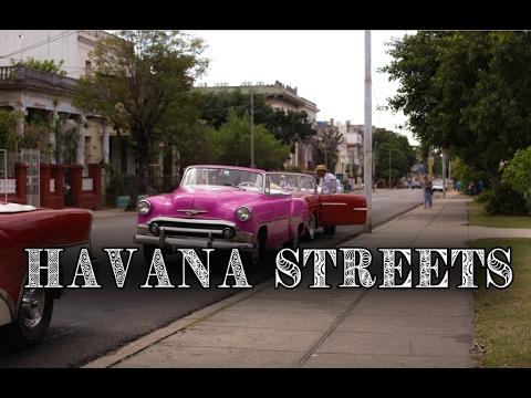 Havana Streets - A Cuban Documentary