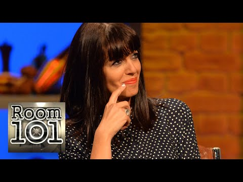 Claudia Winkleman Thinks Skiing is Ridiculous - Room 101