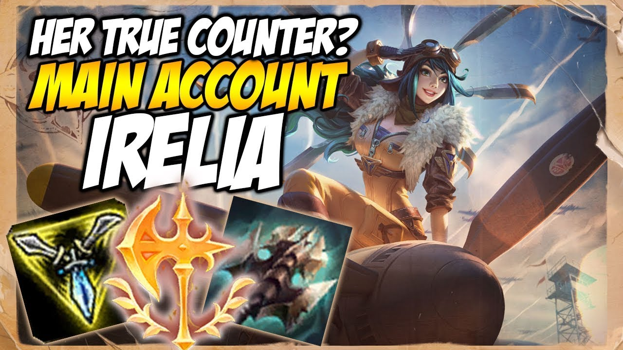 Playing irelia vs her true counter climb to master s8 league of playing irelia vs her true counter climb to master s8 league of legends clipzui teraionfo