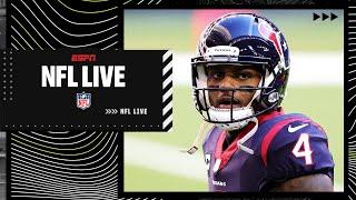 Adam Schefter on Deshaun Watson trade talks between Texans and Dolphins | NFL Live screenshot 5
