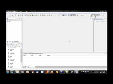 Sybase PowerDesigner Eclipse Plugin 소개 - 2