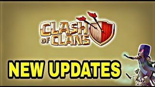 NEW UPDATES CONFIRM CLASH OF CLANS