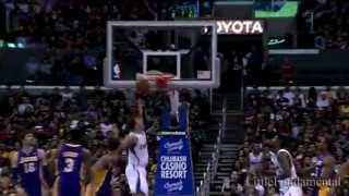 Top 10 Dunks - 2012-2013 Preseason