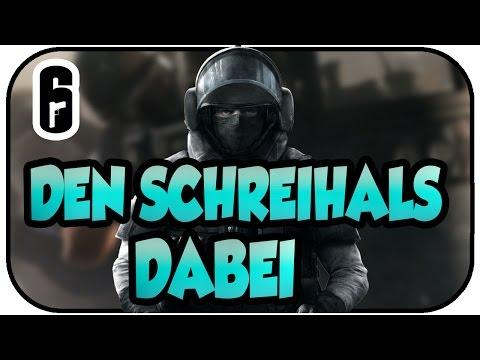 DEN SCHREIHALS DABEI - Rainbow Six Siege #84 - Let's Play RBSS SachsenLetsPlayer