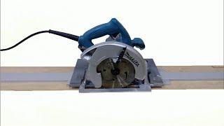 Régua para serra circular manual/ Guide rail for circular saw