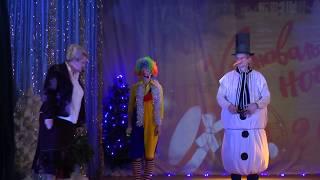 Сценарий рождественские встречи Карнавальная ночь 2017