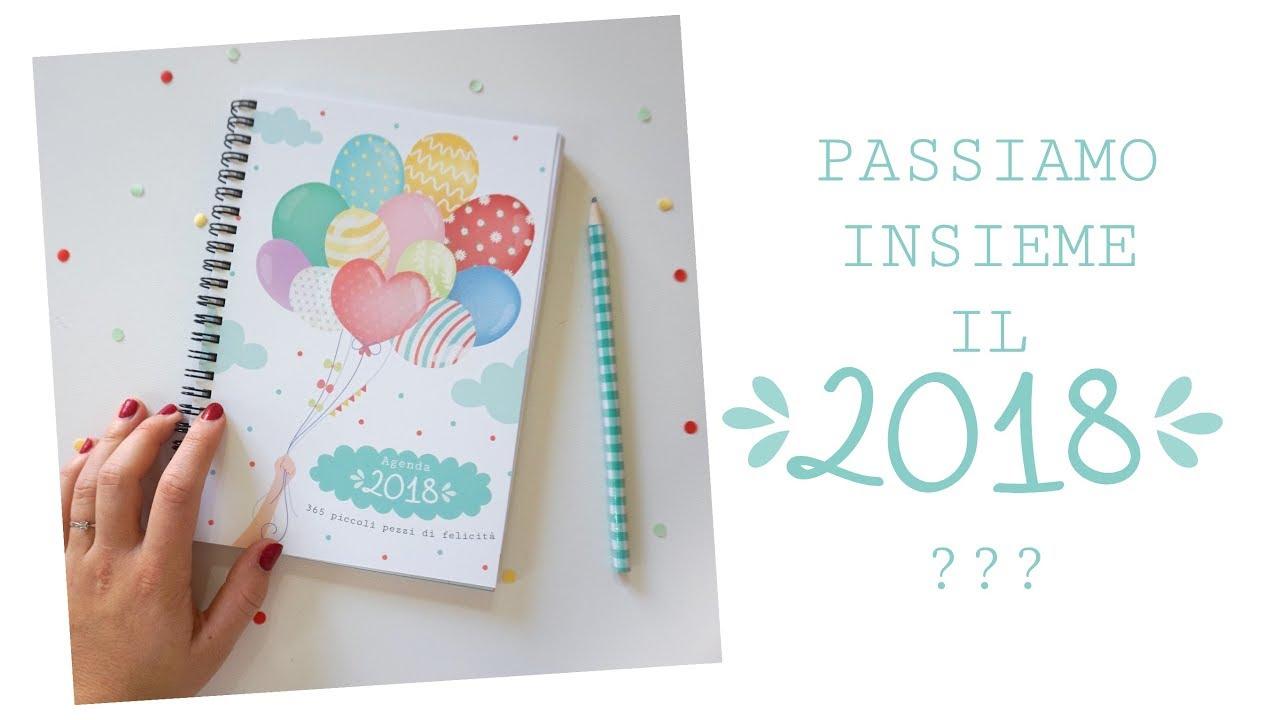 Calendario Mr Wonderful 2019 Para Imprimir.Passiamo Insieme Il 2018 Agenda Laughlau 2018