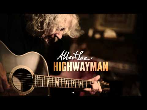 "Albert Lee: ""Highwayman"" album - ALL TRACKS (Teaser)"
