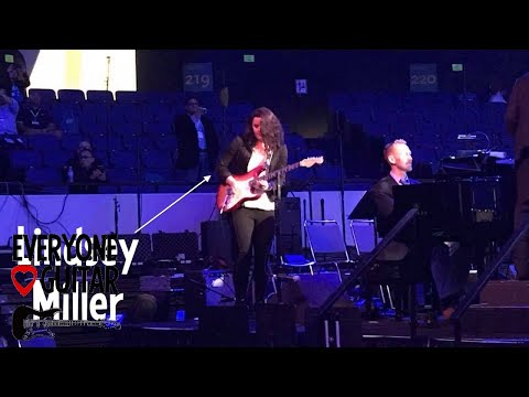 Lindsey Miller   Touring & Session Guitarist  Everyone Loves Guitar 128