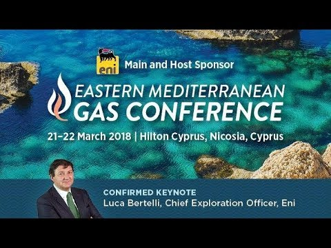 Eastern Mediterranean Gas Conference featured on ALPHA News in Cyprus