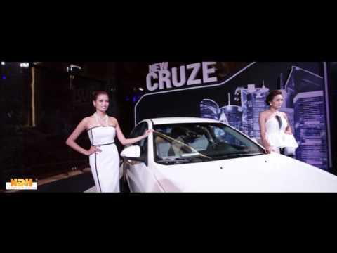 Đại lý Chevrolet Hà Nội, Showroom chevrolet Hà Đông ra mắt chevrolet Cruze mới -GHI DẤU THÀNH CÔNG