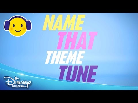 Disney Channel | Name That Tune! | Official Disney Channel UK
