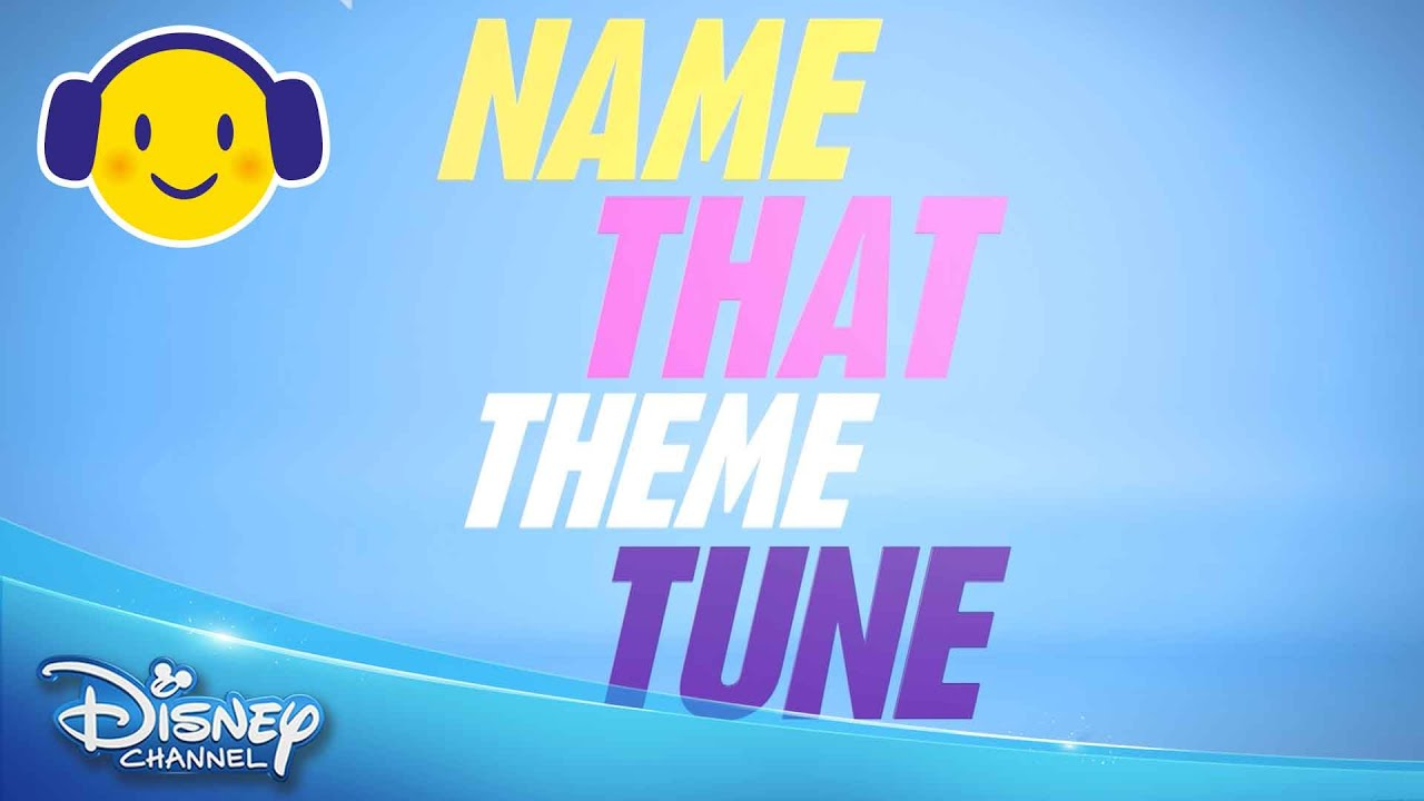Name That Tune: Official Disney Channel