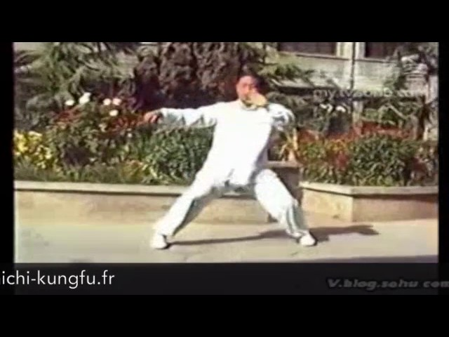 Chen Qinghuan  - Tai Chi style Chen Xiaojia Yilu [陈氏太极拳小架 Taijiquan style Chen Xiaojia]