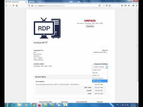 how-to-get-rdp-server-||credit-card-||-100%-working-method