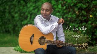 (Part 1) 11 songs, non stop by Aime Uwimana