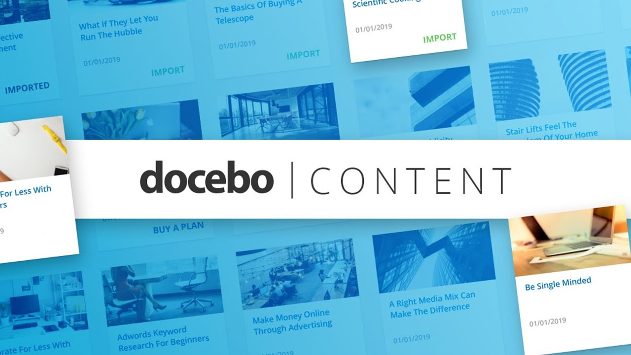 Docebo Content - Mobile-Ready, Off-The-Shelf Courses for Learner Autonomy