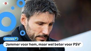 Kinderen over het ontslag van PSV-trainer Mark van Bommel