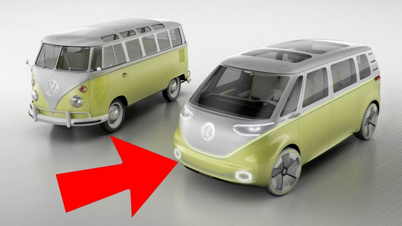Resurrection Rescue Of A Volkswagen Id Buzz Electric Bus Reviews