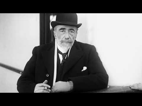 Joseph Conrad (2/4) : Autobiographie et Fiction