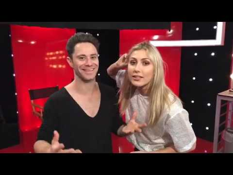Thumbnail: Emma, Sasha, and Lindsay on DWTS Facebook Live - Apr. 23, 2017