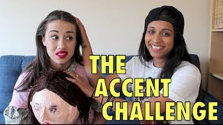 ACCENT CHALLENGE! w/ IISUPERWOMANII