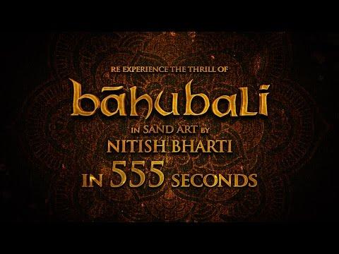 Complete Bahubali Movie in 555 sec