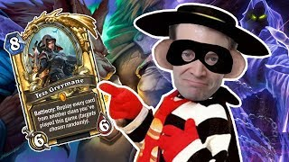 (Hearthstone) Pickpocket Rogue: Stealing from a Thief