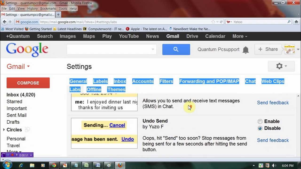 Free themes for gmail - Free Sms From Gmail Yes It Is True