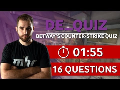 FalleN Plays De_Quiz   CS:GO Quick Fire Quiz
