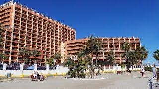 Hotel Sunset Beach Club, Benalmádena 2016.