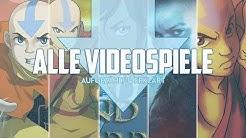 Review: Die Videospiele zu Avatar - Der Herr der Elemente