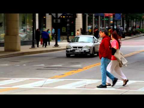 Yield to Pedestrians PSA - Tips for Drivers (Full)