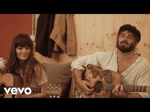 Angus & Julia Stone - Chateau (Acoustic) - Backstage at Zénith, Paris