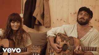 angus julia stone chateau acoustic backstage at zénith paris