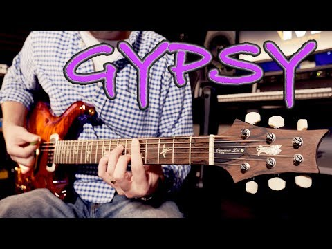 Gypsy Guitar Techniques