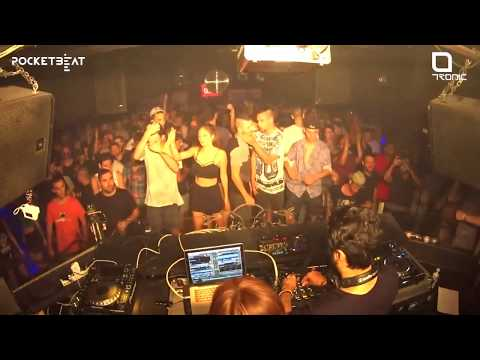 Drunken Kong closing set at Boulevard Club, Off Week 2017, Barcelona