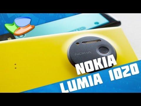 Nokia Lumia 1020 [Análise de produto] - Tecmundo