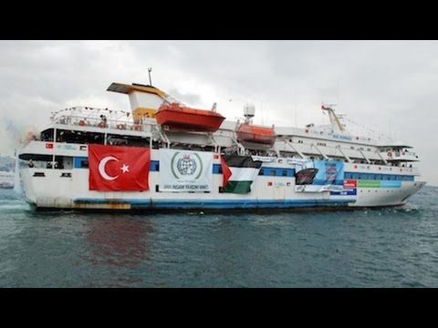 Freedom Flotilla III: Activists Sail to Break Gaza Blockade