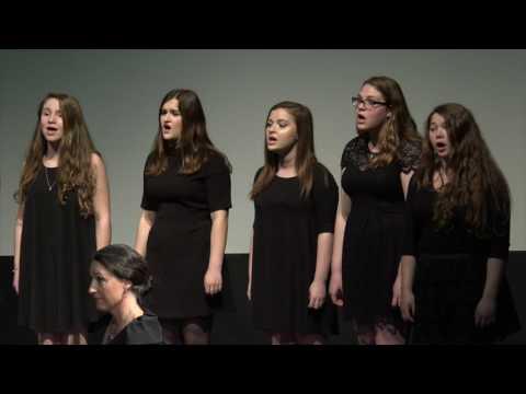 SCHIFFER:  Children of God - Hawken School Choir, Apollo's Fire (Gala 2017)