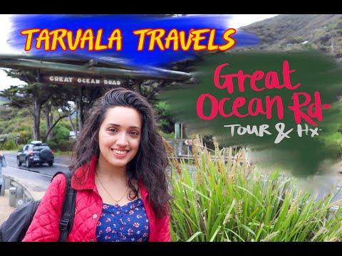 GREAT OCEAN ROAD Melbourne Australia Tour & History