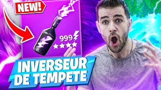 💀WHY THE INVertUR OF TEMPETE ON FORTNITE IS TROP CHEAT IN BATTLE ROYALE!!