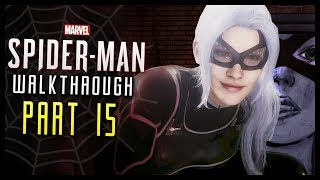 Spider-Man PS4 Walkthrough Part 15 Cat's Cradle Mission
