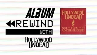 Repeat youtube video Hollywood Undead's 'Notes from the Underground' - Album Rewind