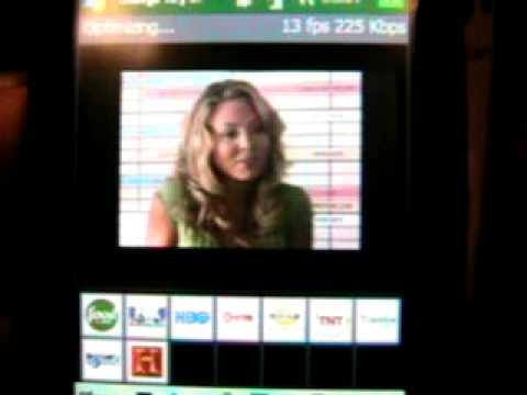 Slingbox on Samsung Sch i760 with Verizon Wireless