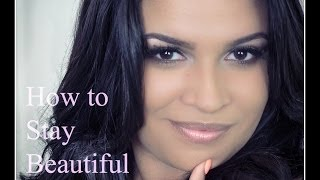 Motivational Video Blog - How to Stay Beautiful Thumbnail