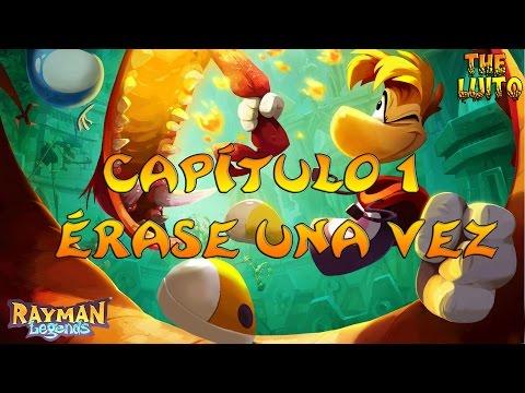 Rayman Legends Érase una vez