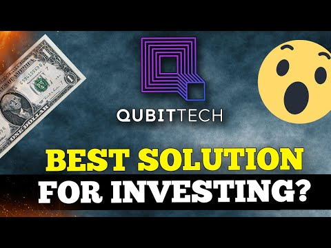 QubitTech Review | Best Solution for Investing in Cryptocurrency?